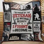 Veteran Blanket JN1903 85O41
