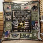 Army Veteran Blanket JN1301 82O42