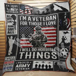 Veteran Blanket JL2404 85O35