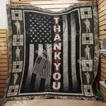 Veteran Blanket JN0701 81O34