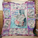 Elephant F2506 84O40 Blanket