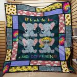 Elephant Hippie M0901 83O33 Blanket