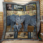 Elephant F2504 83O34 Blanket