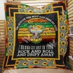 Elephant Hippie M0901 83O39 Blanket