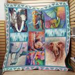 Elephant F1501 82O31 Blanket