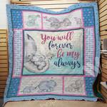 Elephant M1802 87O36 Blanket