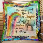 Elephant F2106 84O31 Blanket