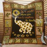 Elephant Blanket AU1203 82O36