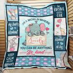 Elephant Blanket OCT 2402 67O49