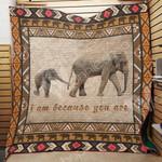 Elephant M0903 83O31 Blanket