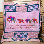 Elephant M2501 81O33 Blanket