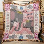 Elephant M1103 85O40 Blanket
