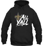 New Orleans Saints Vs All Y All t shirt hoodie sweater
