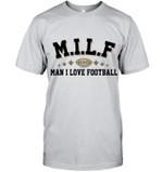 Milf Man I Love Football New Orleans Saints Fan t shirt hoodie sweater