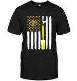 New Orleans Saints Beer American Flag Black t shirt hoodie sweater