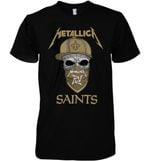 And New Orleans Saints Skull For Fan t shirt hoodie sweater