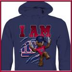 I Am New York Giants Groot shirt hoodie sweater