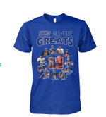 New York Giants All Time Greats Coach And Members Signatures t shirt hoodie sweater