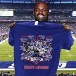 New York Giants Legends Players Signatures t shirt hoodie sweater