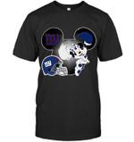 New York Giants Minnie Cheerleader t shirt hoodie sweater