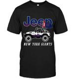 New York Giants Jeep t shirt hoodie sweater