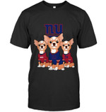 New York Giants Chihuahuas Fan t shirt hoodie sweater