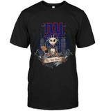 New York Giants Jack Skellington t shirt hoodie sweater