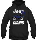 Jeep New York Giants Fan Hoodie t shirt hoodie sweater