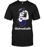 Go New York Giants Unbreakable Girl t shirt hoodie sweater