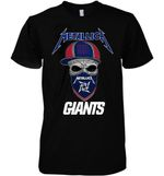 And New York Giants Skull For Fan t shirt hoodie sweater