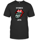 Stones New York Jets The Rolling Stone Fan Funny t shirt hoodie sweater