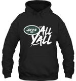 New York Jets Vs All Y All t shirt hoodie sweater