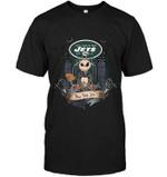 New York Jets Jack Skellington t shirt hoodie sweater