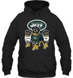 New York Jets Rottweilers Fan t shirt hoodie sweater