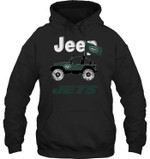 Jeep New York Jets Fan Hoodie t shirt hoodie sweater