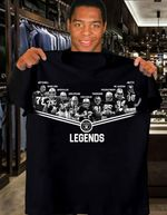Oakland Raiders Legends Signed t shirt hoodie sweater