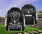 Oakland Raiders A Sons Frist Hero A Daughters First Love Hoodie t shirt hoodie sweater
