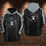 Oakland Raiders Ripped t shirt hoodie sweater