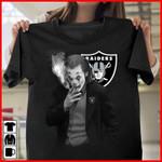 Oakland Raiders Joaquin Phoenix t shirt hoodie sweater