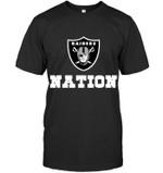 Oakland Raiders Nation t shirt hoodie sweater