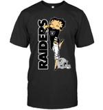 Oakland Raiders Betty Boop Fan t shirt hoodie sweater