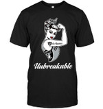 Go Oakland Raiders Unbreakable Girl t shirt hoodie sweater