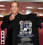 Peyton manning indianapolis colts achievement signed for t shirt hoodie sweater