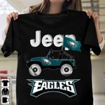 Jeep Philadelphia Eagles Fan t shirt hoodie sweater