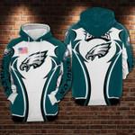 Philadelphia Eagles American Flag t shirt hoodie sweater