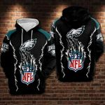Philadelphia Eagles Claws Ripped t shirt hoodie sweater
