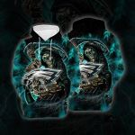 Philadelphia Eagles Life Reaper t shirt hoodie sweater