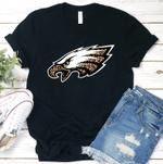 Philadelphia Eagles Leopard Pattern t shirt hoodie sweater