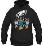 Philadelphia Eagles Rottweilers Fan Hoodie t shirt hoodie sweater