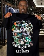 Philadelphia Eagles Legends Member Signatures t shirt hoodie sweater